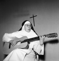 Jeanne Deckers (Soeur Sourire), 'The Singing Nun'