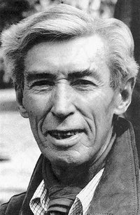 Georges Remi (Herge), the creator of TinTin