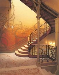 Tassel House by Victor Horta