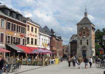 The Zimmer Tower in Lier, Belgium